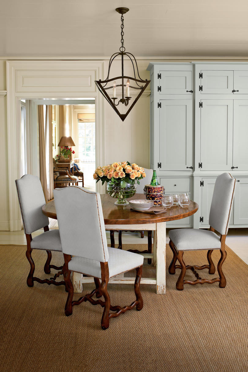 Modern Colonial Kitchen Design Ideas - Southern Living