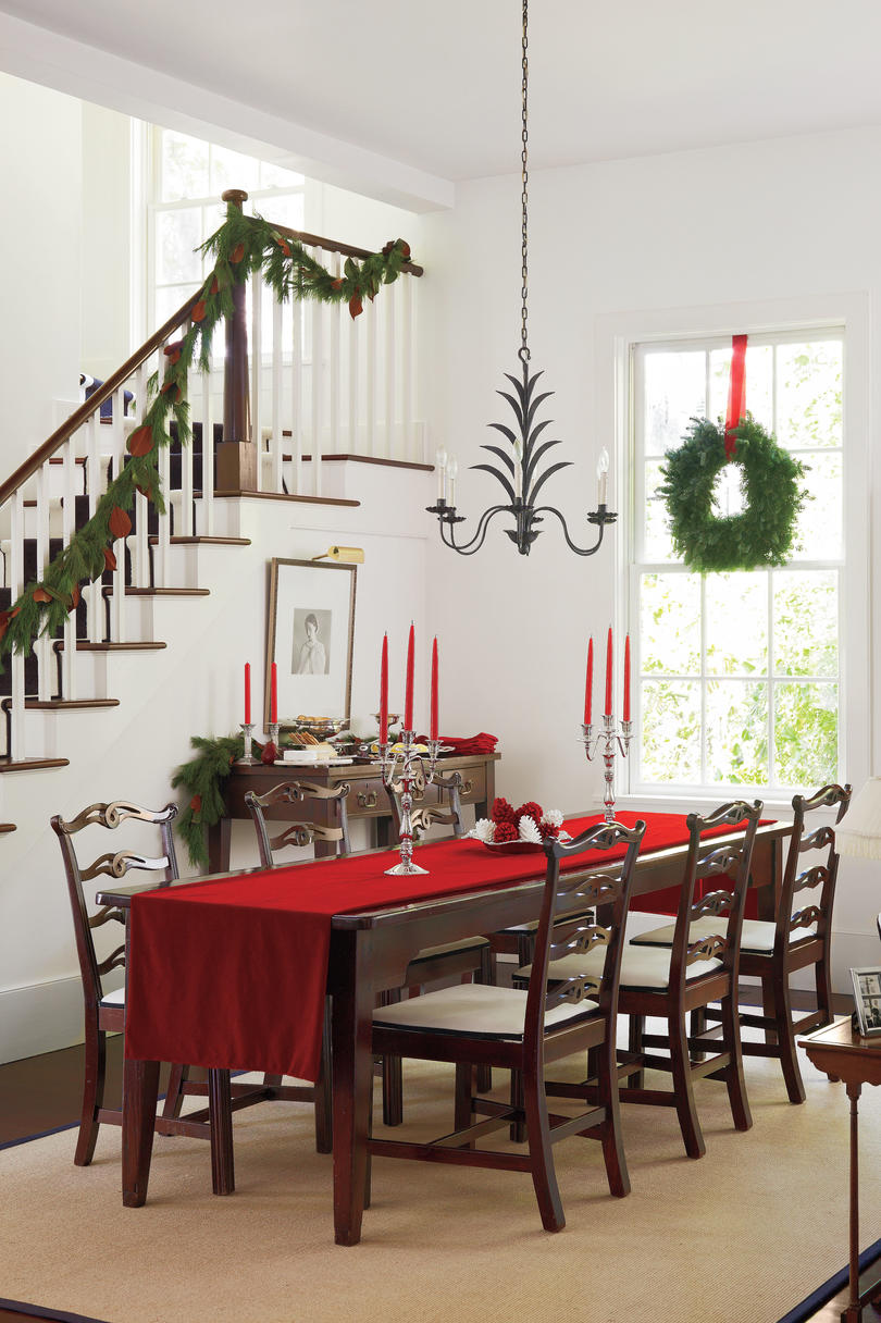 classic christmas decorations in the lowcountry southern living