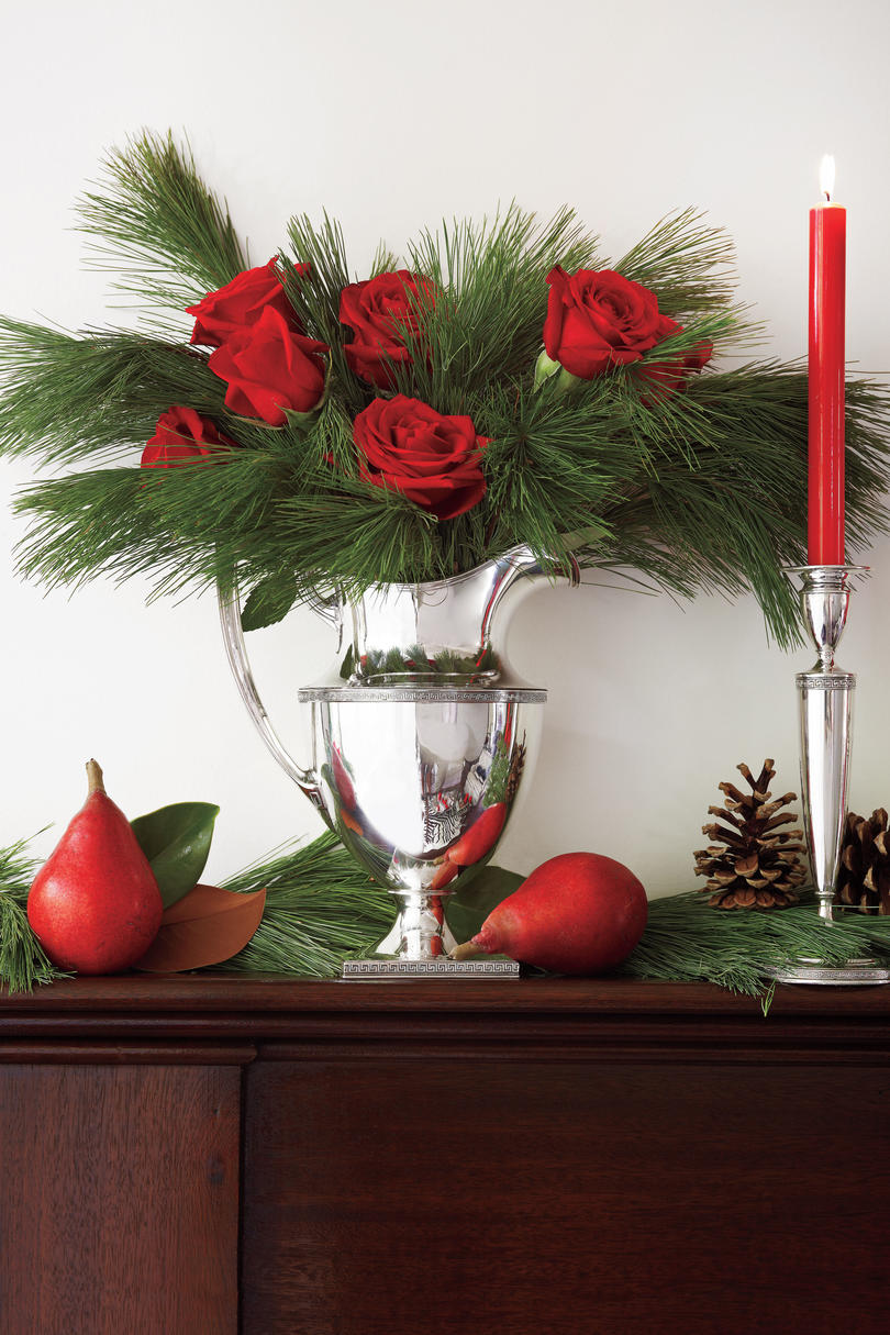 Classic christmas decorations in the lowcountry southern for American style christmas decorations