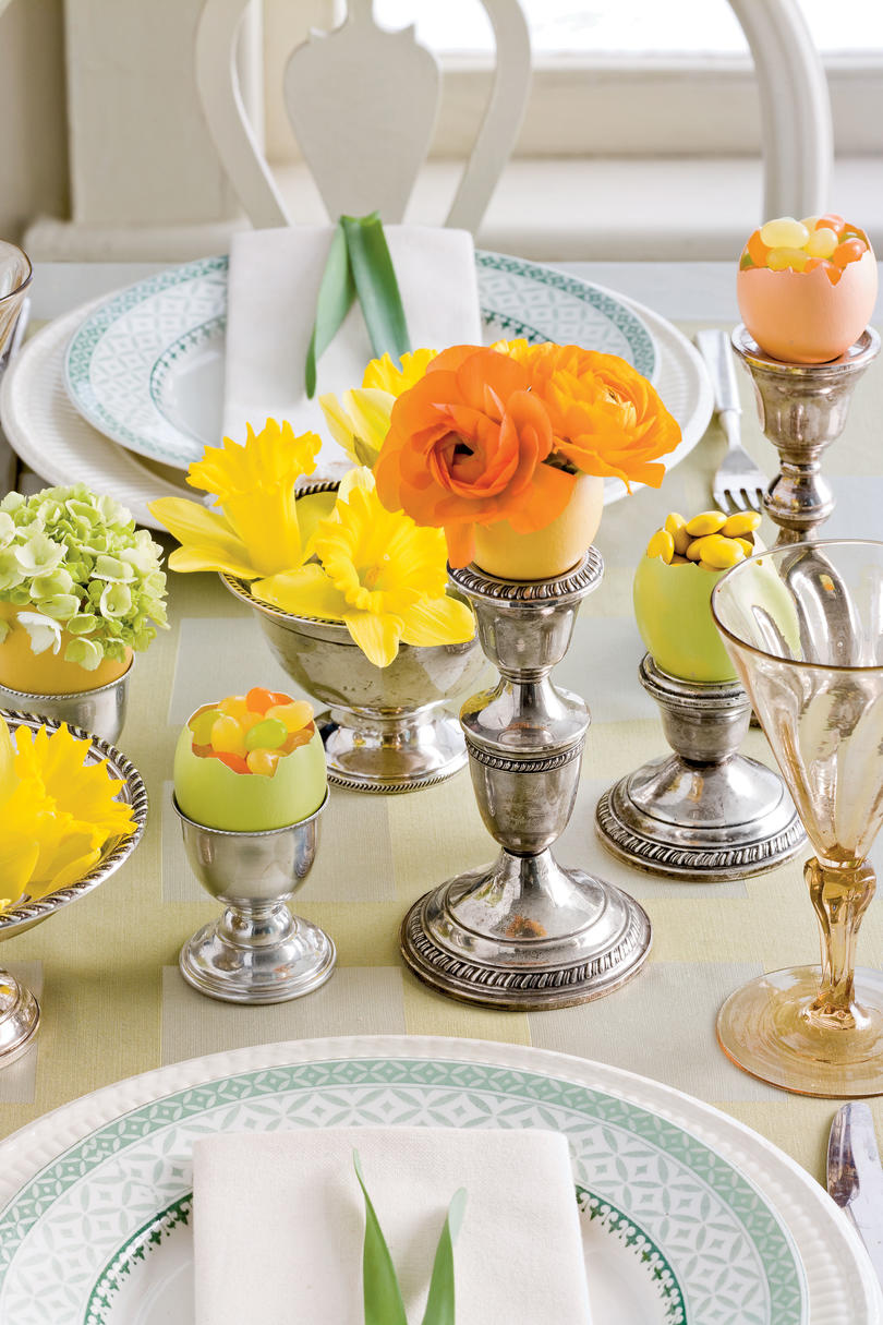 Traditional easter dinner recipes southern living for What is a traditional easter dinner
