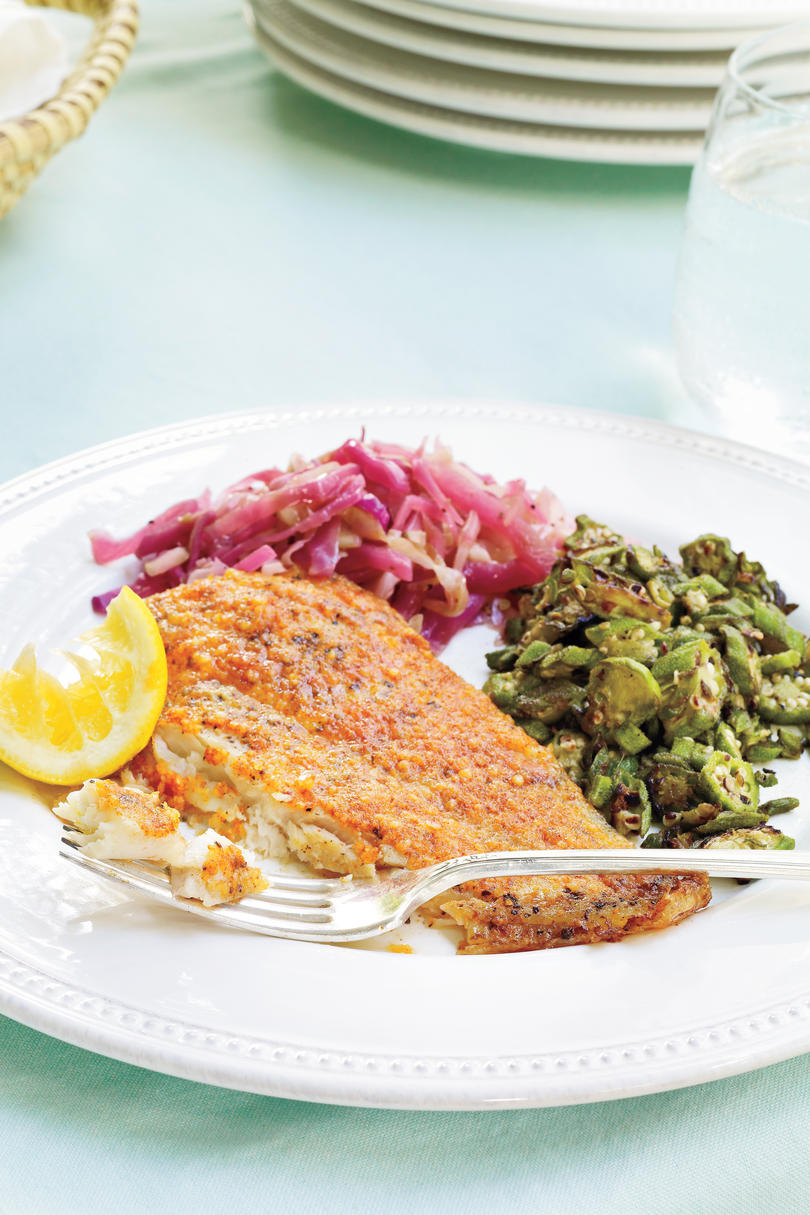 Quick And Easy Fish Recipes Southern Living