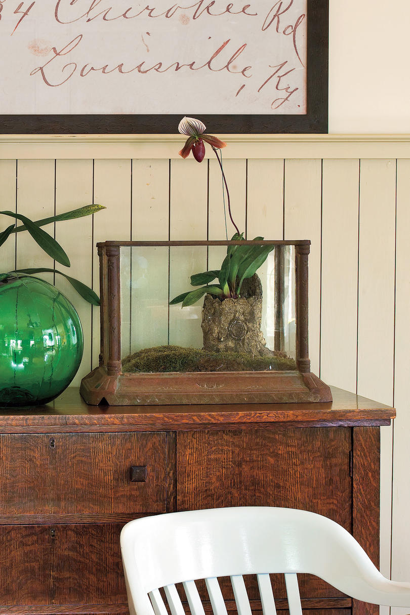 Craftsman Style Home Decorating Ideas: Reinvent Vintage Finds