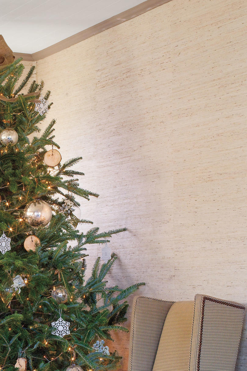 Get The Look Rustic Casual Christmas Decorating Ideas