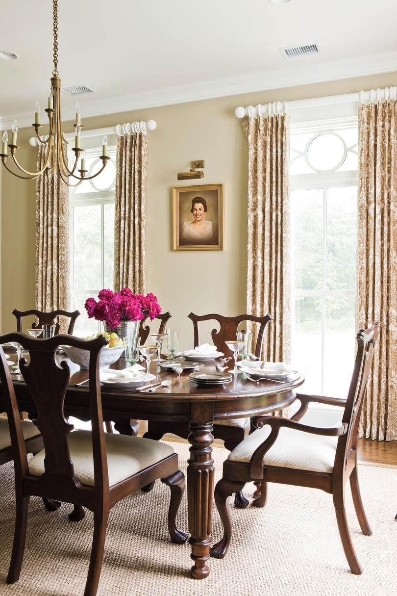 Living With Dining Room Design Ideas: Home Ideas For Southern Charm