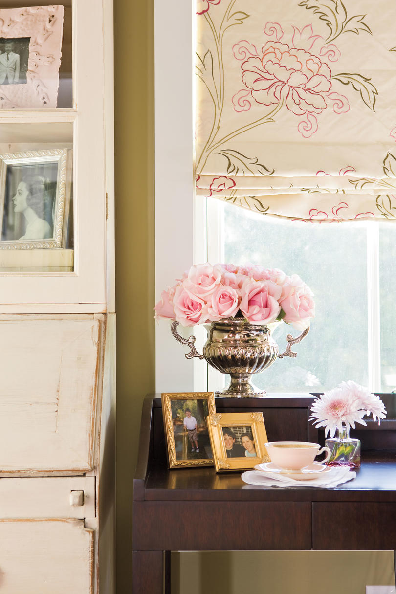 Ideas for Southern Homes: Repurposed Heirlooms