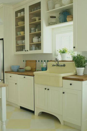 Cabinet Ideas For Kitchen creative kitchen cabinet ideas - southern living