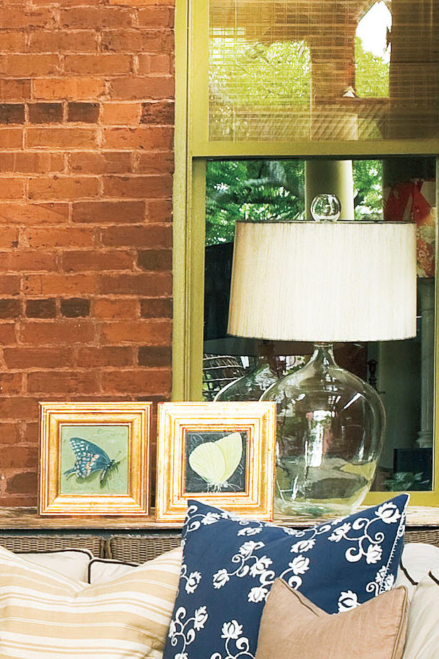 Porch Decorating Ideas: Accessories
