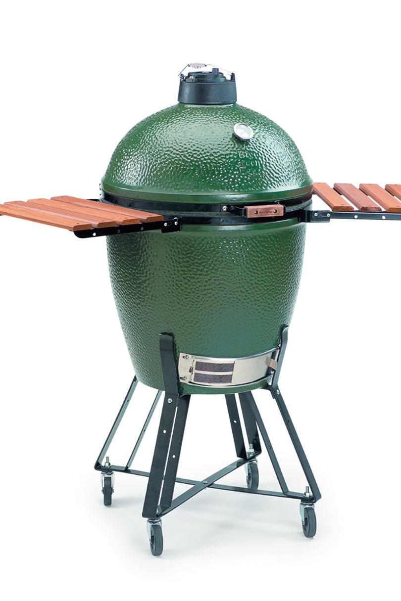Summer Entertaining Essentials: Big Green Egg