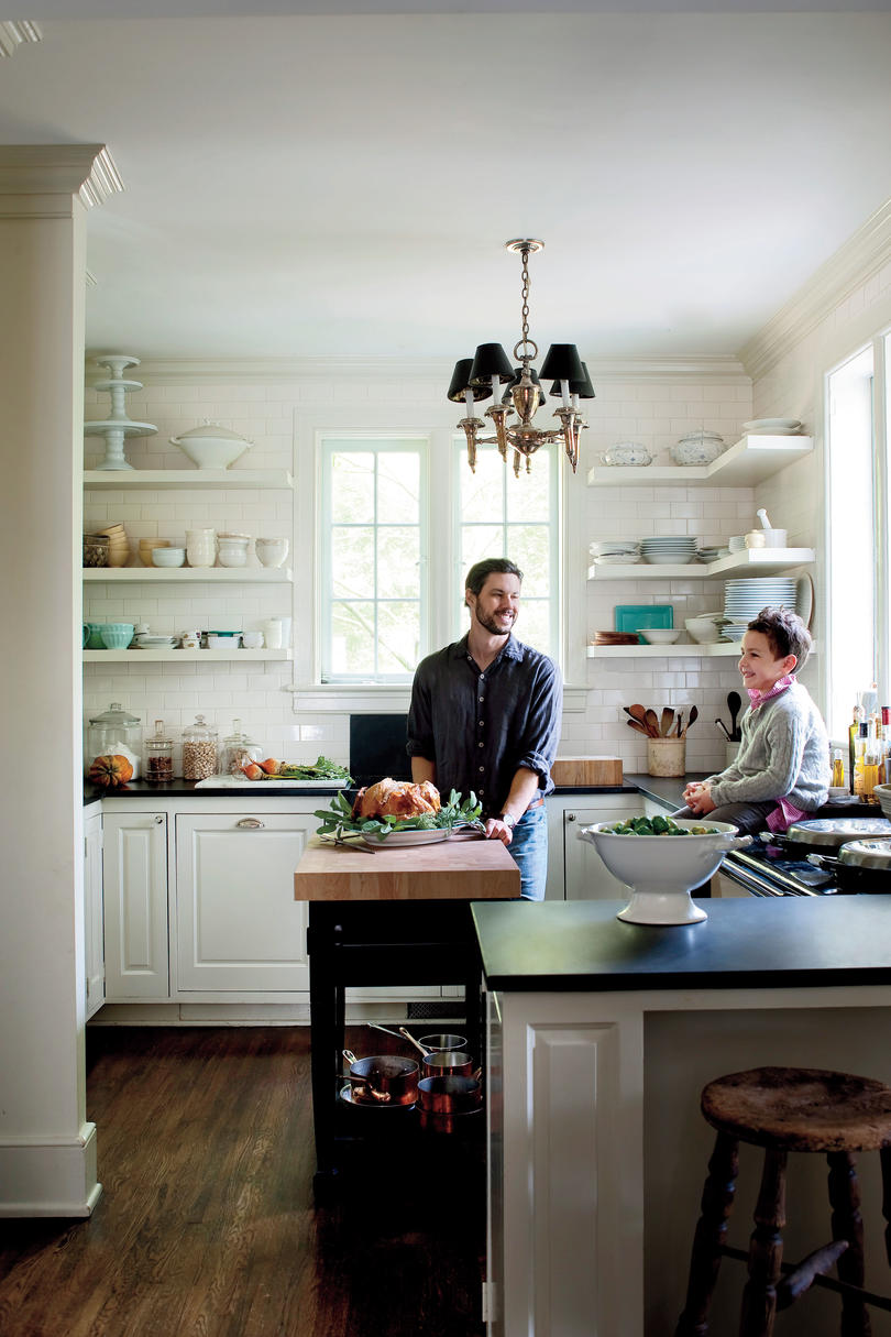 Amazing Kitchens For Every Style - Family-kitchen-design