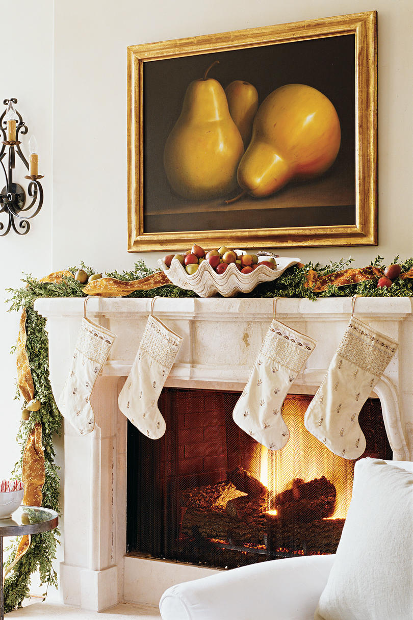 Hung by the Mantel