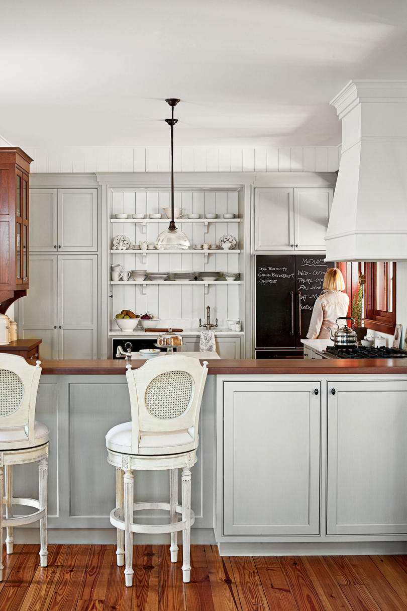 White and Gray. All Time Favorite White Kitchens   Southern Living