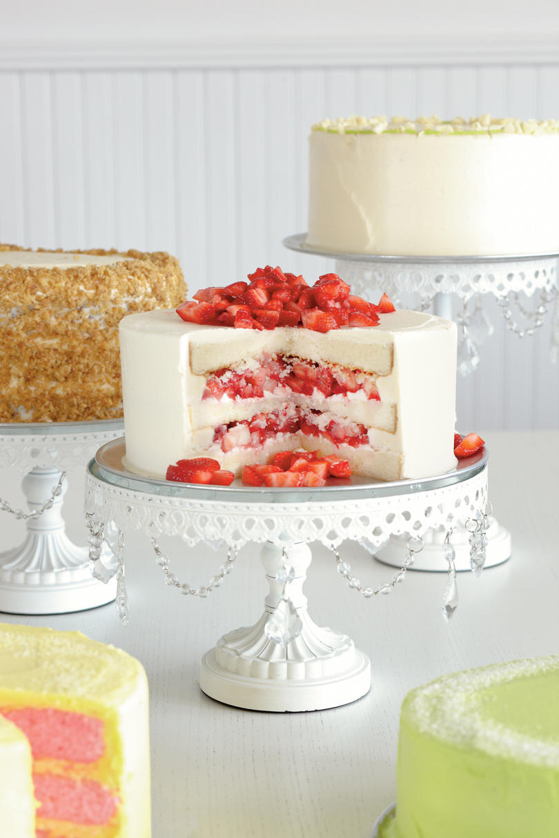 The South's Best Bakeries: Cakes