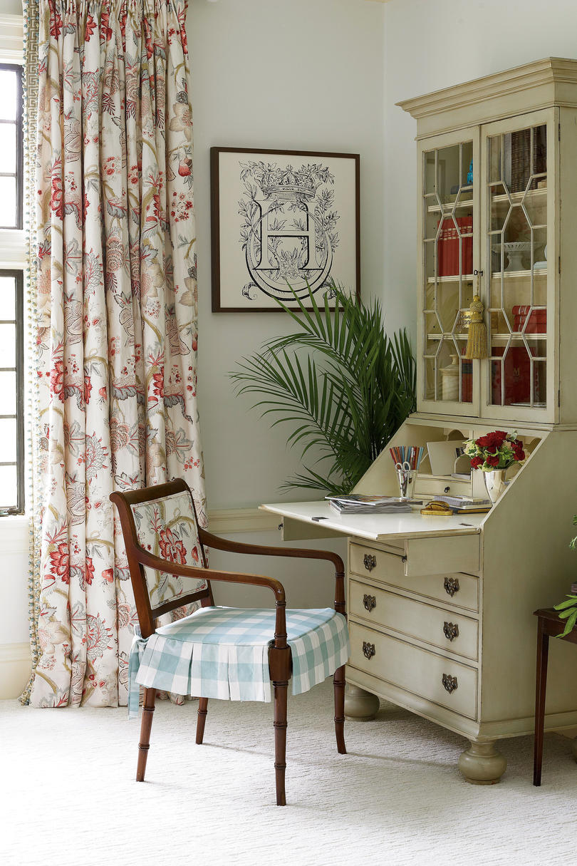 Stunning Bedroom Makeover By Eddie Ross Southern Living