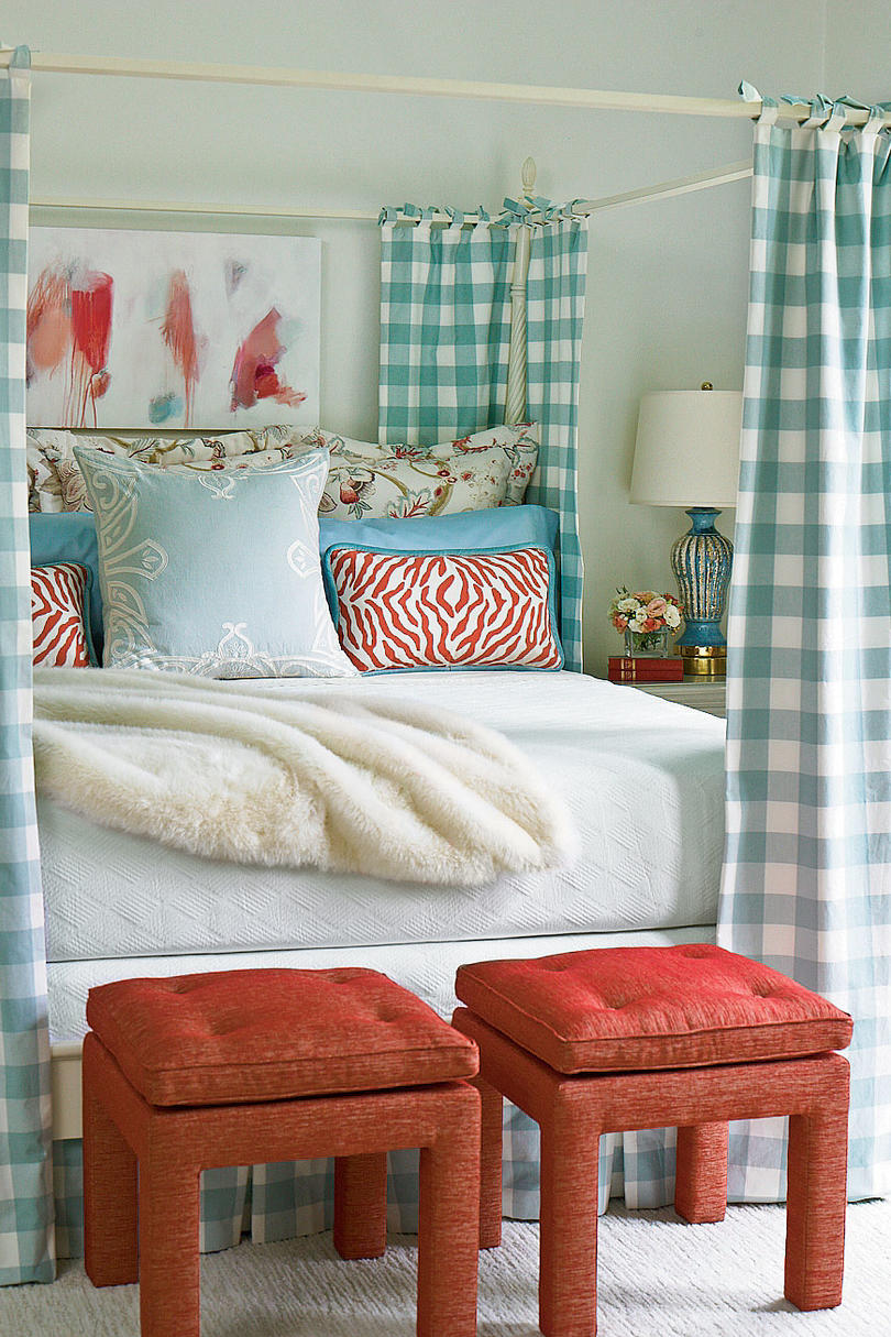 Flea Market Fabulous Bedroom
