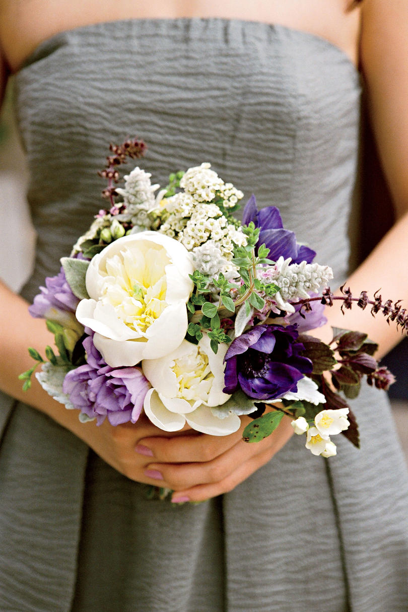 """""""Just-Picked"""" Bouquet"""