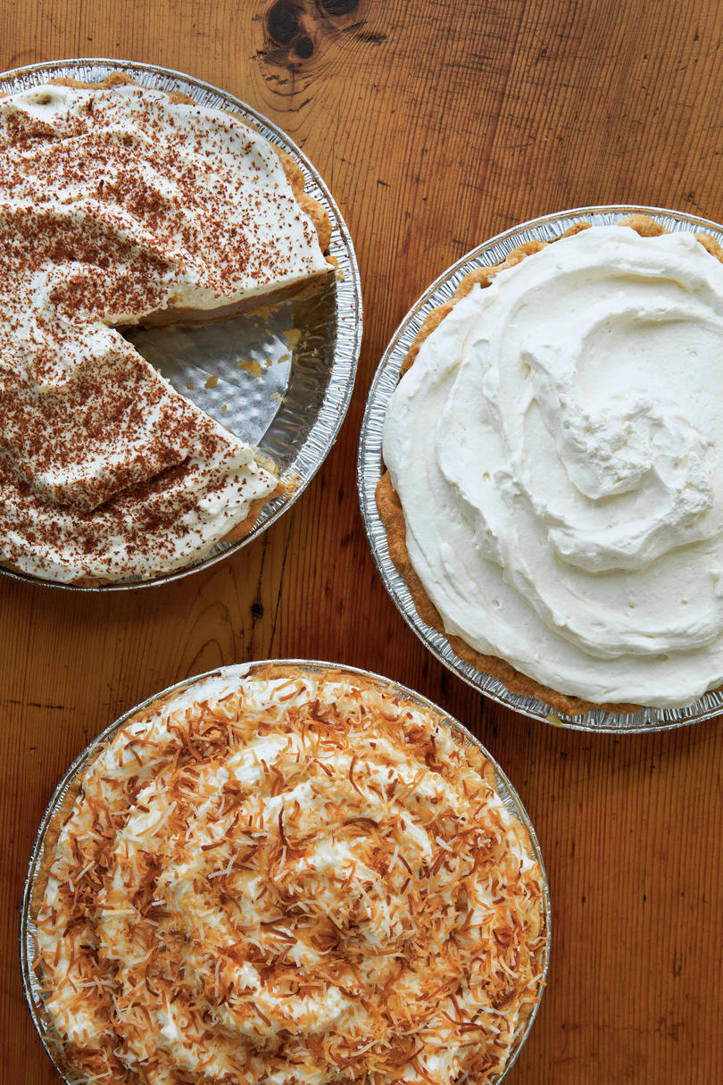 RX_ The South's Best Bakeries- Pies