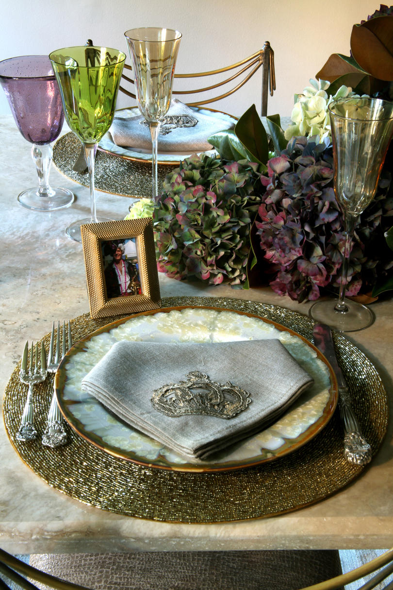Mix Up the Place Setting