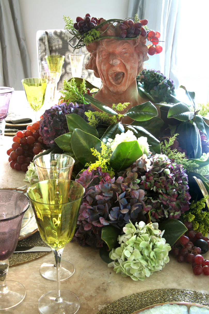 Make a Statement with the Centerpiece