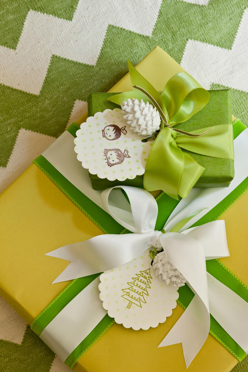 Customize Presents