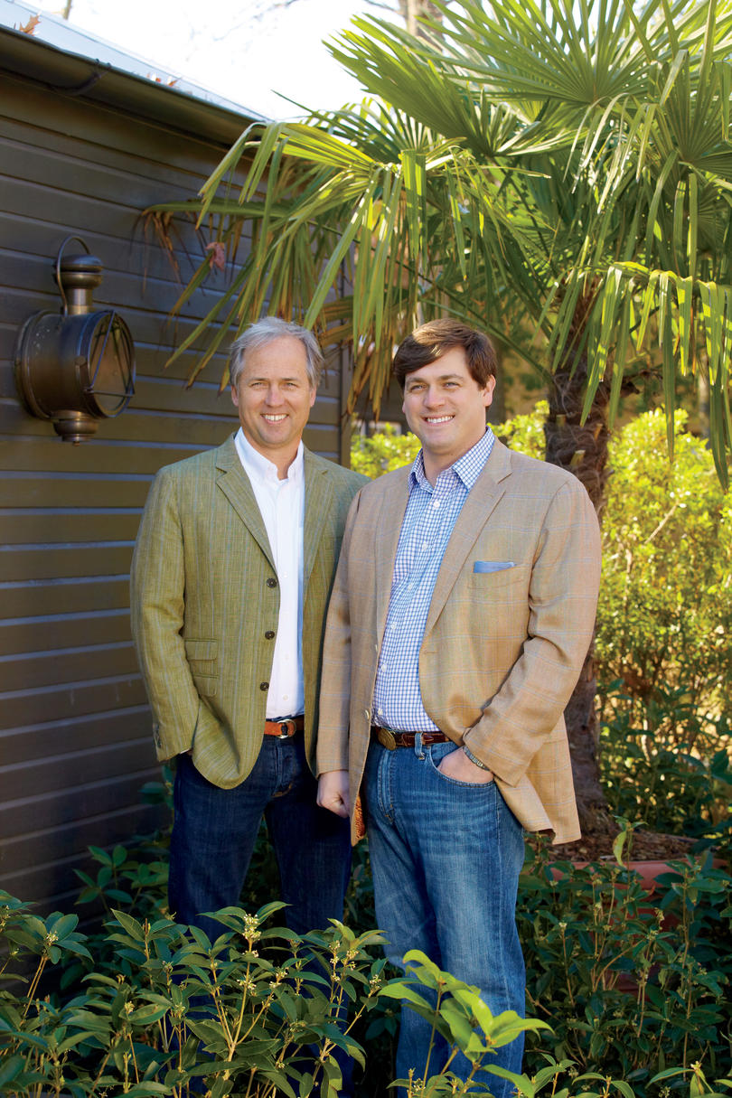 Architect's Advice: Paul Bates & Jeremy Corkern