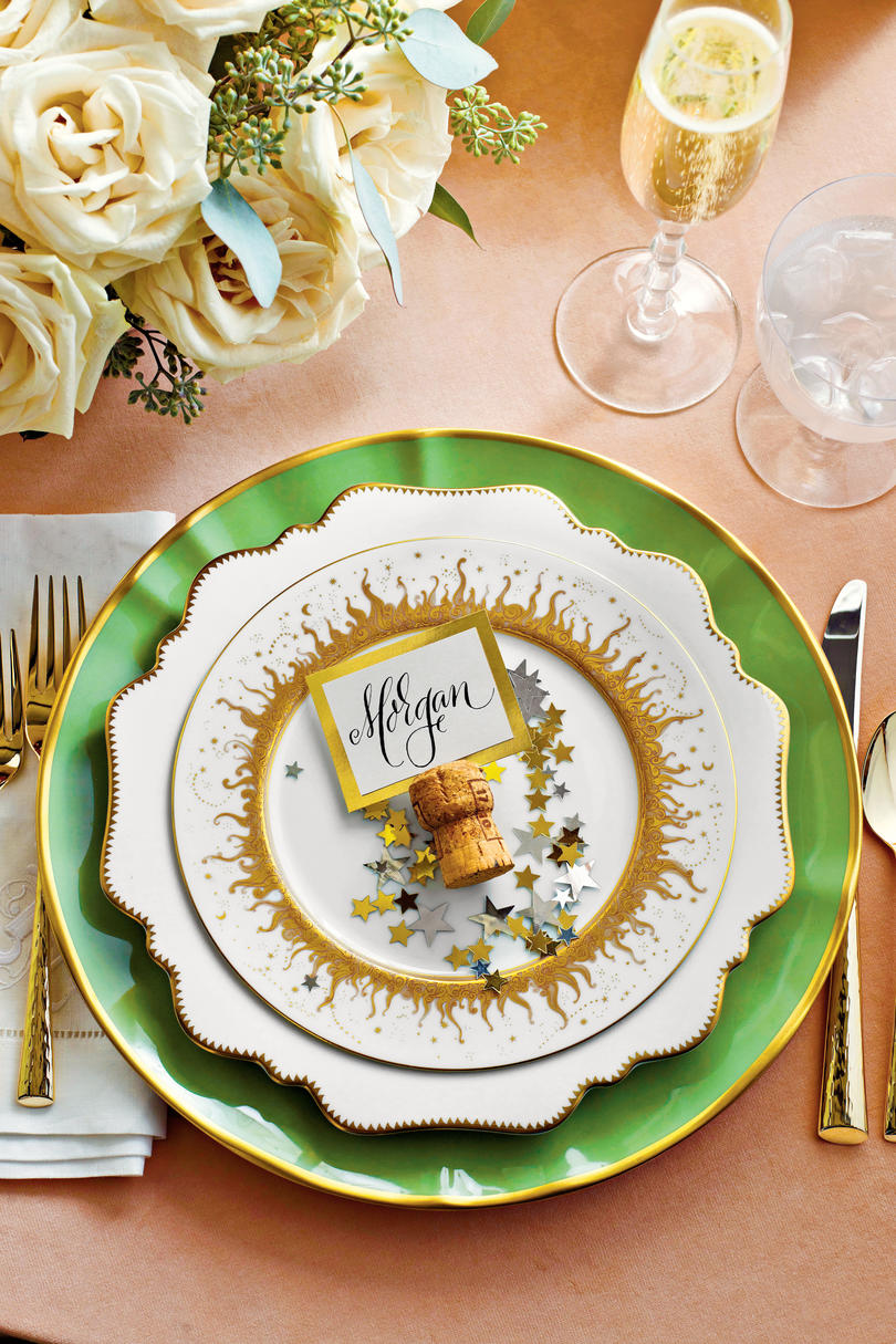 Glamorous Details & How To Set a Stunning Table - Southern Living