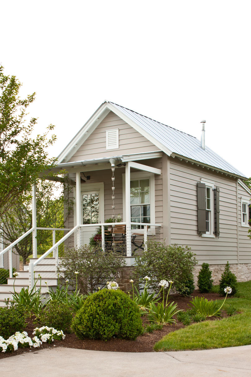 21 tiny houses southern living for Home plan search