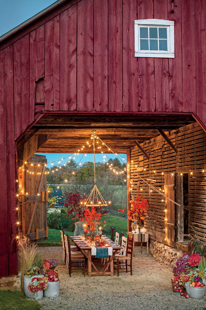 Fall 39 S Best Outdoor Rooms Southern Living
