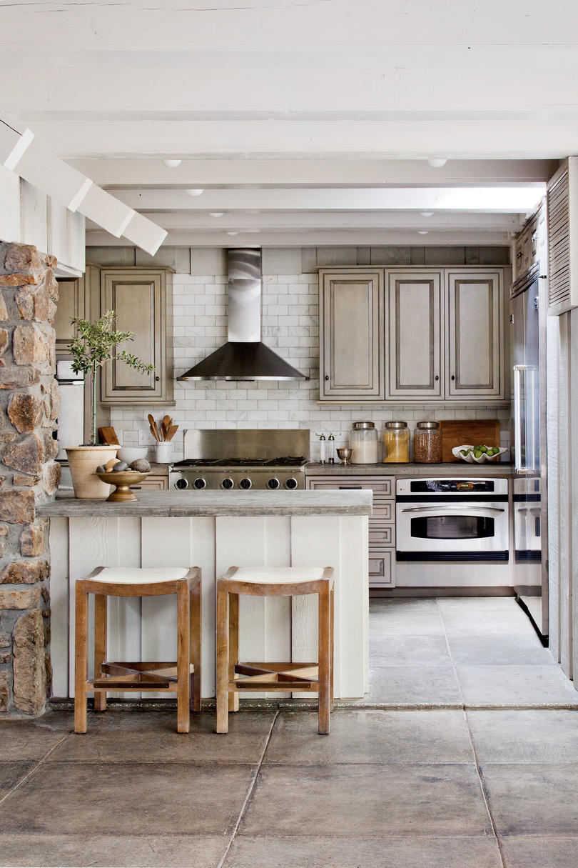After: Lake House Kitchen