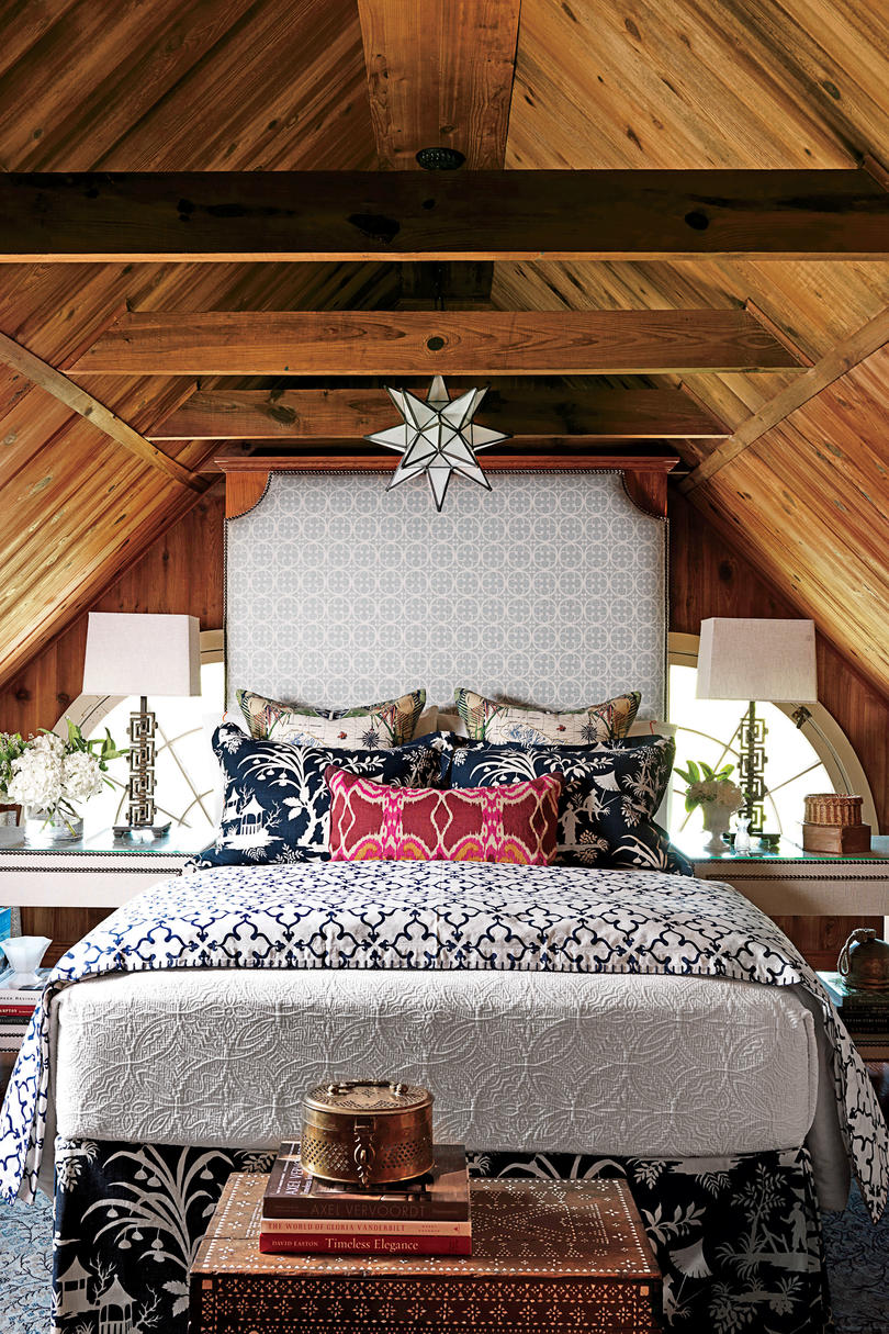 20 Decorating Ideas From The Southern Living Idea House: Gracious Guest Bedroom Decorating Ideas