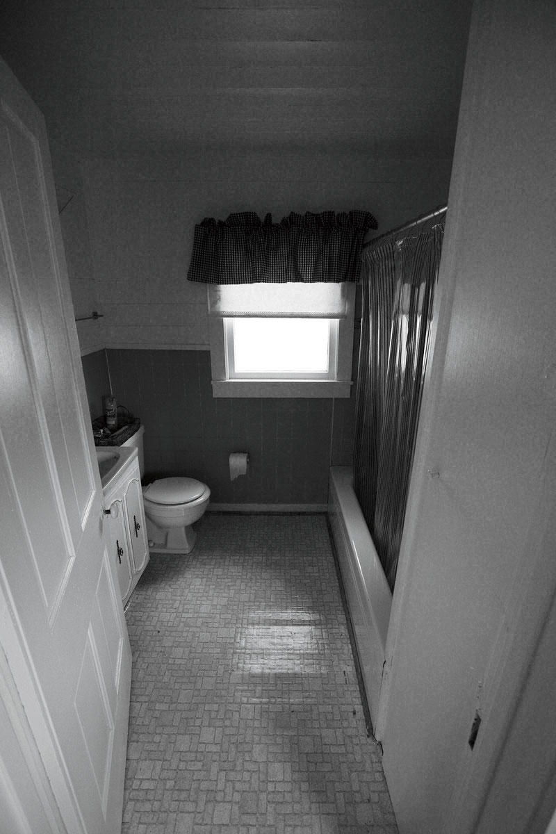 Before: Charming Farmhouse Master Bath