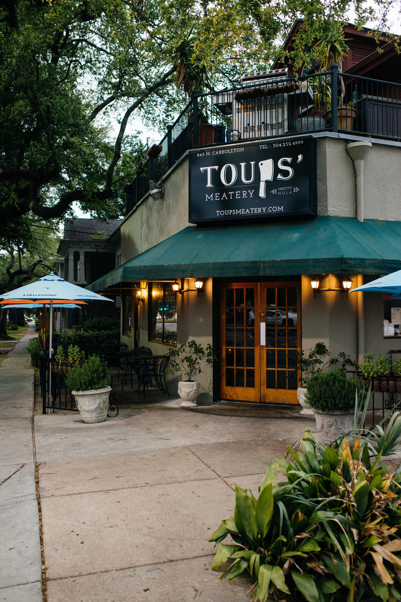 Toups Meatery Restaurant New Orleans Louisiana