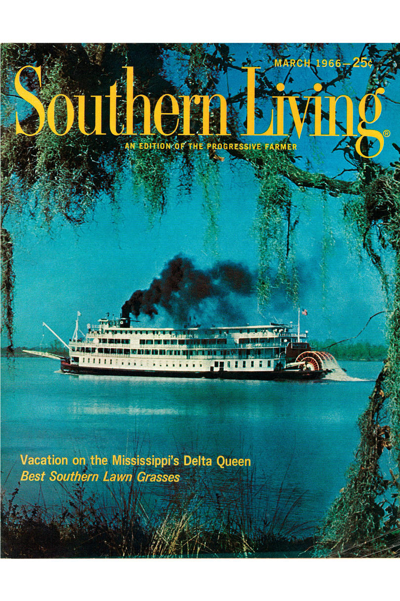March 1966 Cover