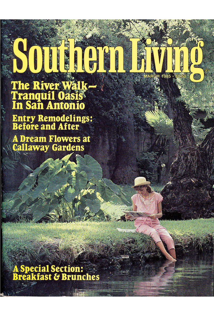 March 1985 Cover