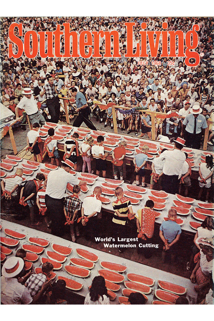 July 1968 Cover