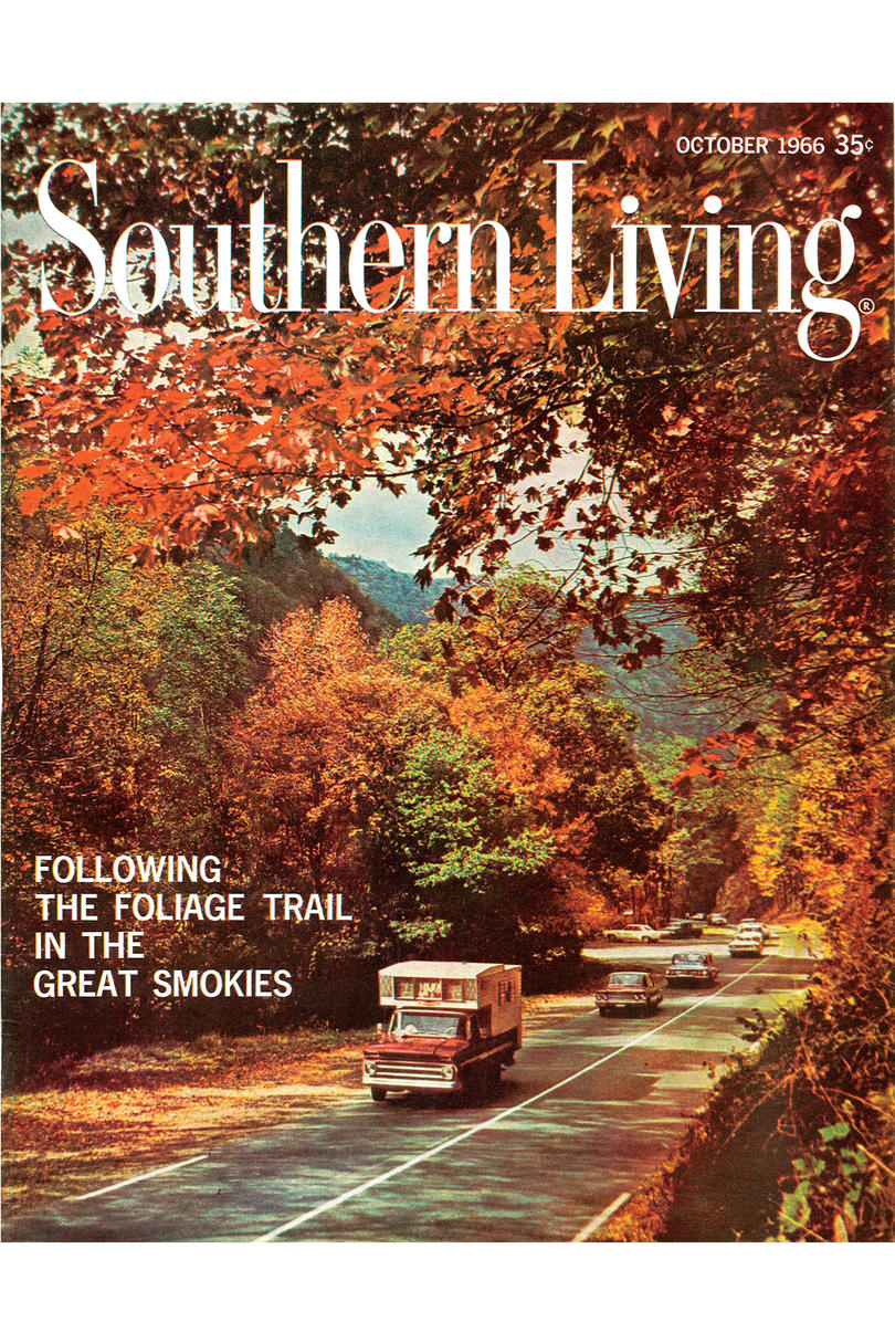 October 1966 Cover