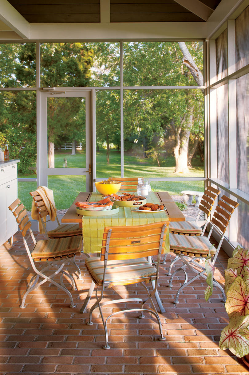 Tips From This Open-Air Room