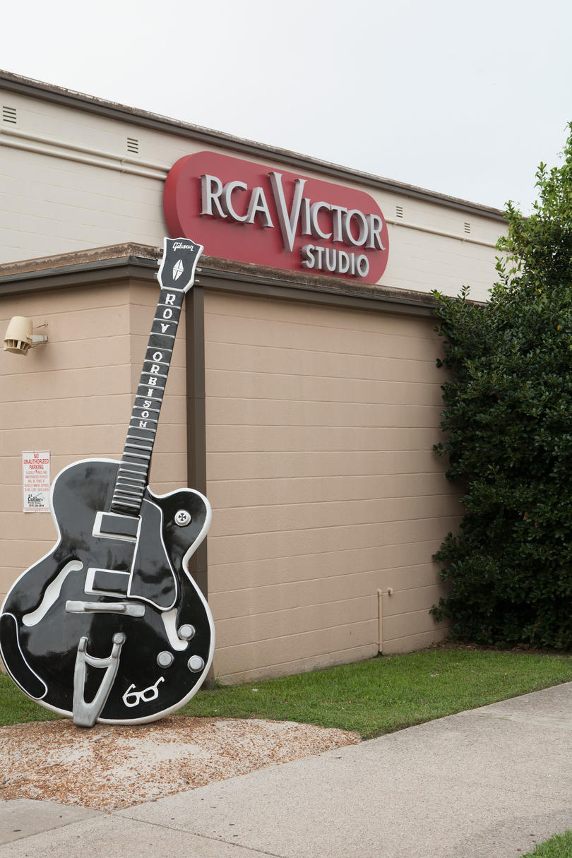 Nashville Sightseeing: RCA Studio B