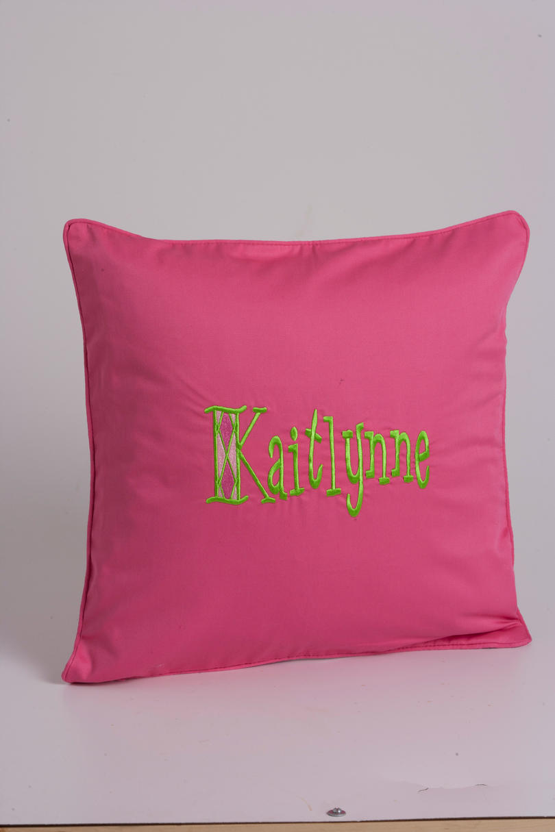 Pillows for a Girl's Room