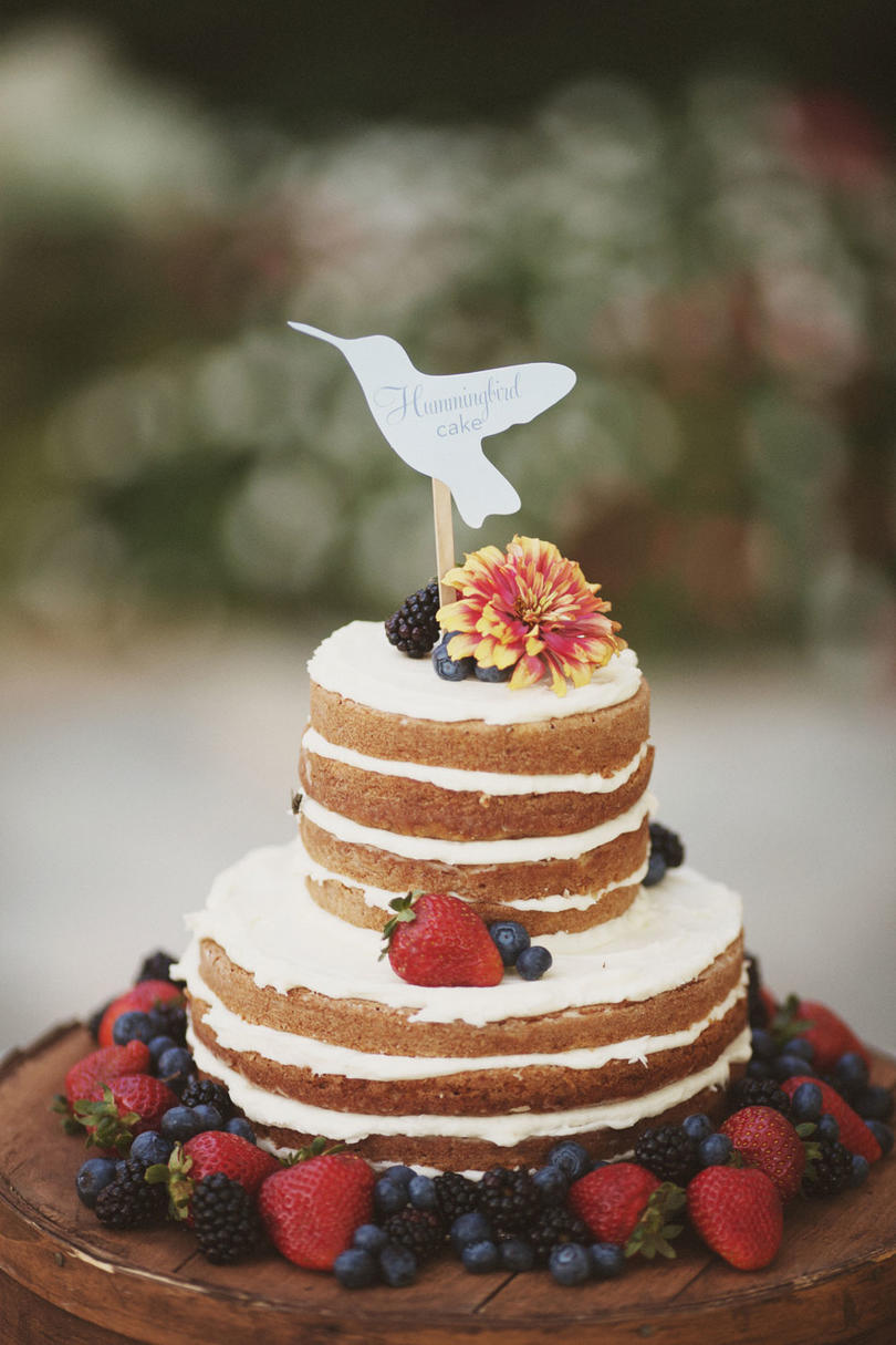 Fresh Fruit Wedding Cakes Southern Living - Fresh Fruit Wedding Cake