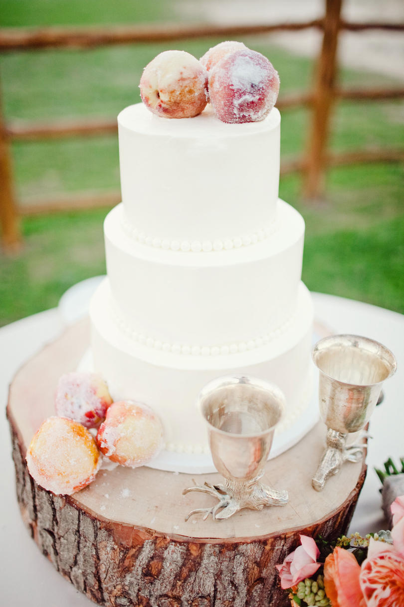 Fresh Fruit Wedding Cakes - Southern Living