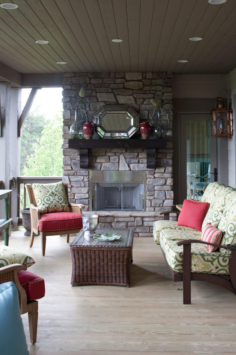 Porch and Patio Design Inspiration - Southern Living on