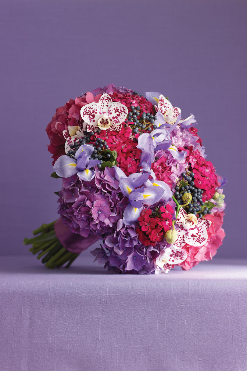 Hydrangea Wedding Bouquets Southern Living