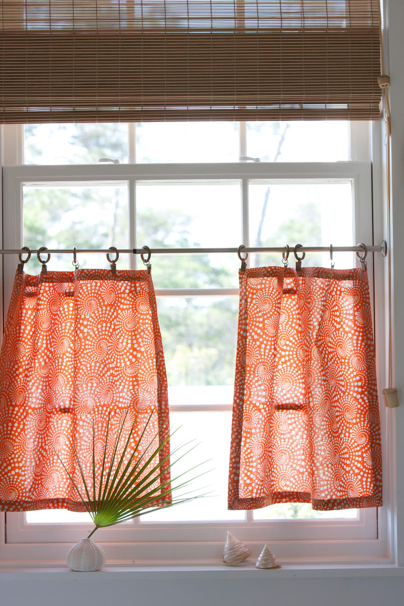 Quick Cafe Curtains