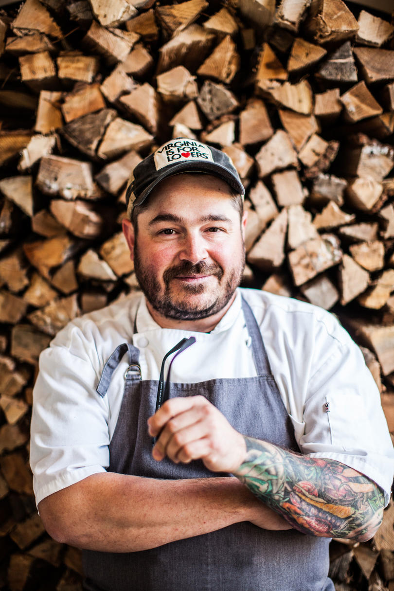 Sean Brock, Chef/Author
