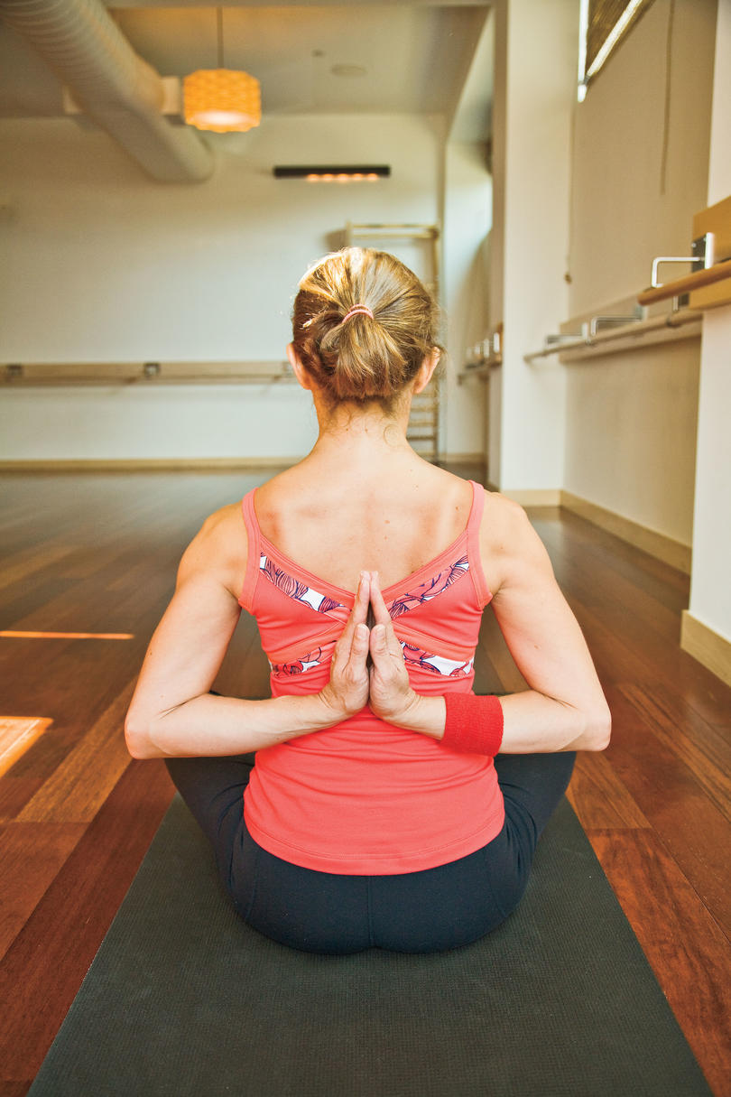 Things to Do in Dallas: Yoga at exhale spa