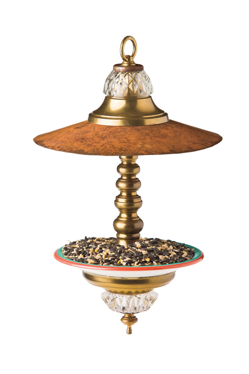 Springtime Must-Have Items: Bird Feeder