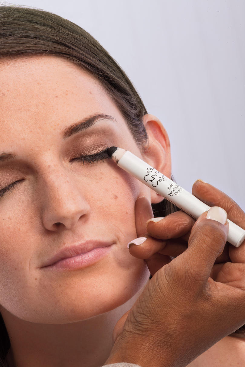 Smoky Eye Makeup Tips: Step 4