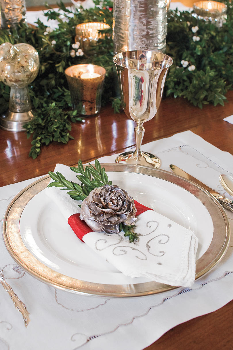 Small Dining Table Decor Centerpiece