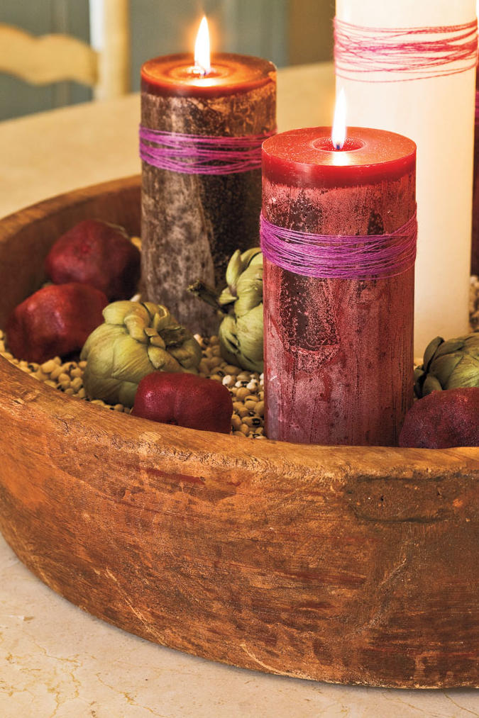 Display an Advent Wreath