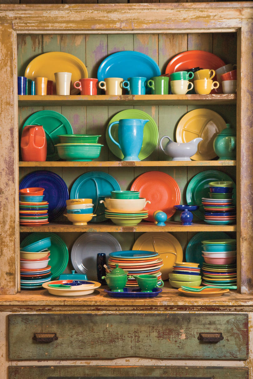 Bright Dish Display